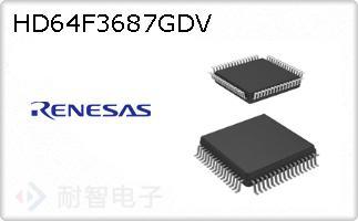HD64F3687GDV