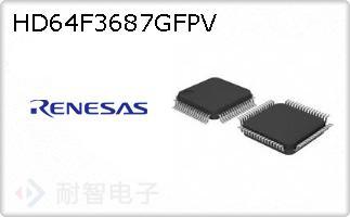 HD64F3687GFPV