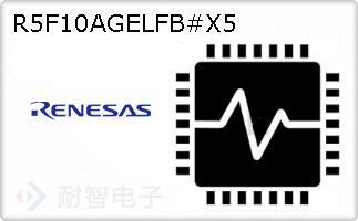 R5F10AGELFB#X5