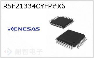 R5F21334CYFP#X6