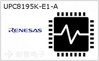UPC8195K-E1-A