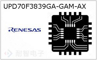 UPD70F3839GA-GAM-AX