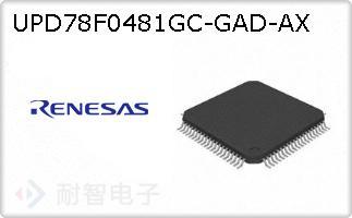 UPD78F0481GC-GAD-AX