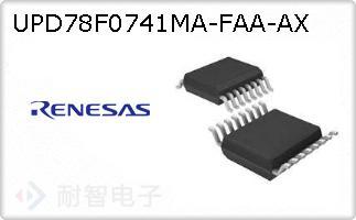 UPD78F0741MA-FAA-AX