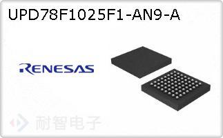 UPD78F1025F1-AN9-A