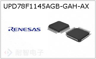 UPD78F1145AGB-GAH-AX