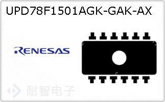 UPD78F1501AGK-GAK-AX
