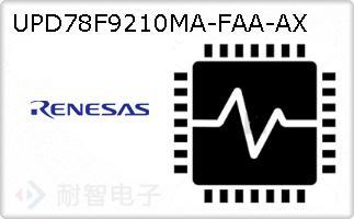 UPD78F9210MA-FAA-AX