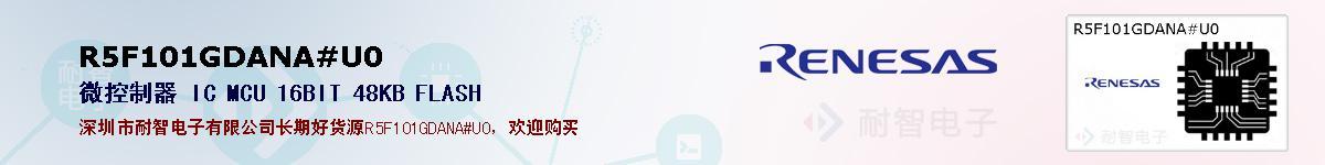 R5F101GDANA#U0的报价和技术资料